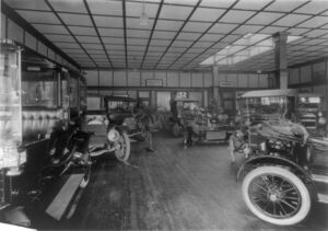 Waldock Showroom