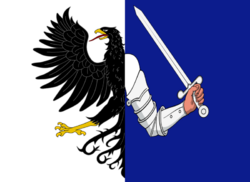 Flag of Connaught