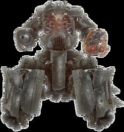 SentryBotButcher-Automatron