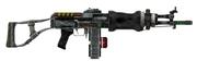 Chinese Laser Rifle