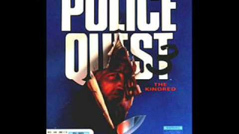 Police Quest 3 - Main Theme