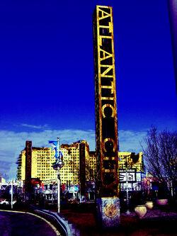 Atlantic City after the War