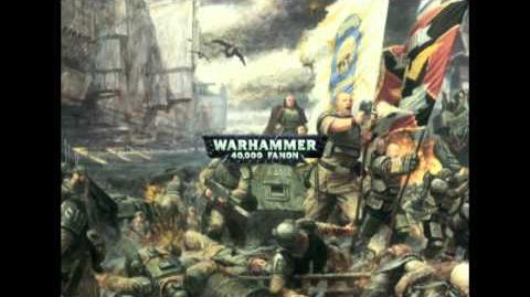 Warhammer 40k Fanon Wiki Podcast, Episode 1 (23 Nov 2014)