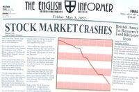 European Stock Market Crash