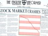 European Stock Market Crash