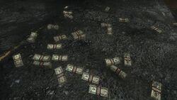 Esqueleto - Discarded Pre-War Money