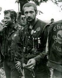 Neo-nazi bikers