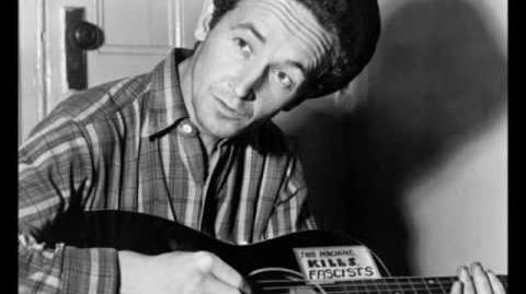 Woody Guthrie~ All You Fascists Bound To Lose