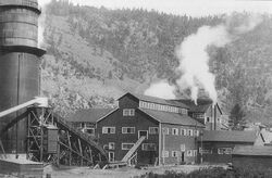 Adams River Lumber Mill Chase