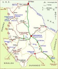 Esqueleto - Caravan Trade Routes
