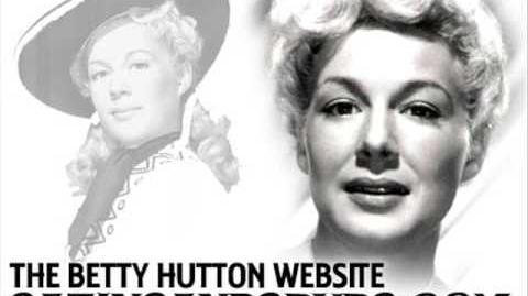 Betty Hutton - He's A Demon, He's A Devil, He's A Doll (1950)