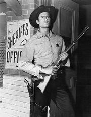 Clint Walker, Sheriff's Office