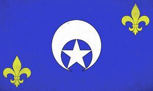 The Royaume Flag