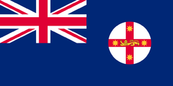 Flag of New South Wales