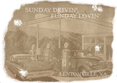 Lentonville Greeting Card