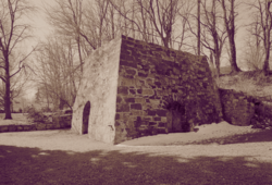 Richardson iron steel great furnace