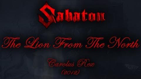 Sabaton - The Lion From The North (Lyrics English & Deutsch)