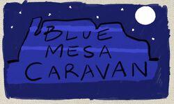 Bluemesaflag