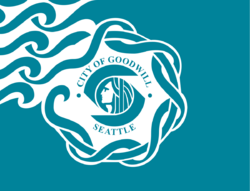 Flag of Seattle