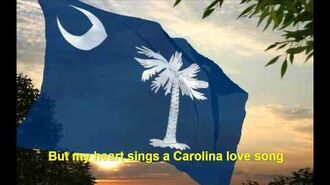 South Carolina State Song- South Carolina on my mind