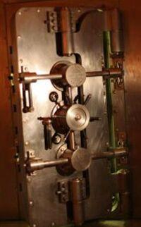 Neversink Cash Vault