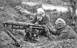 Machine Gun Ambush Crew