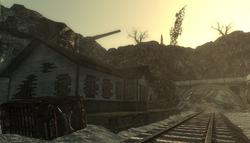 Kirkman Artillery Base