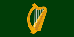 Flag of Leinster