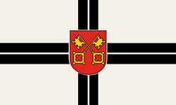 Crossed Keys Flag
