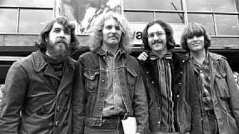 Creedence Clearwater Revival Born On The Bayou