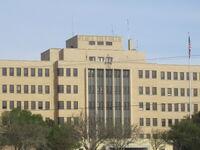 Veterans Hospital, Big Spring, TX IMG 1435
