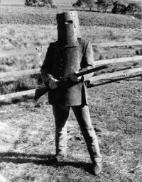 The Iron Plate Robber