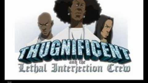 Thugnificent - Stomp Em In The Nuts