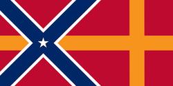 United Settlements of the Delta Wasteland Flag