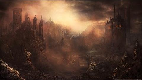 Dark Music - Land of the Desolate Mist