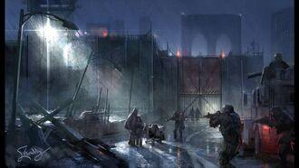 New York Stockyard
