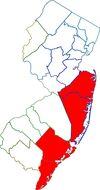 NJ jersey shore