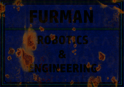 Furman Robotics & Engineering Logo
