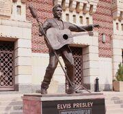 Shreveport Elvis Presley Statue