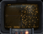 FNV-AWOP-Goodsprings, Makeshift Great Khan Camp and Reimann Cave-whole display