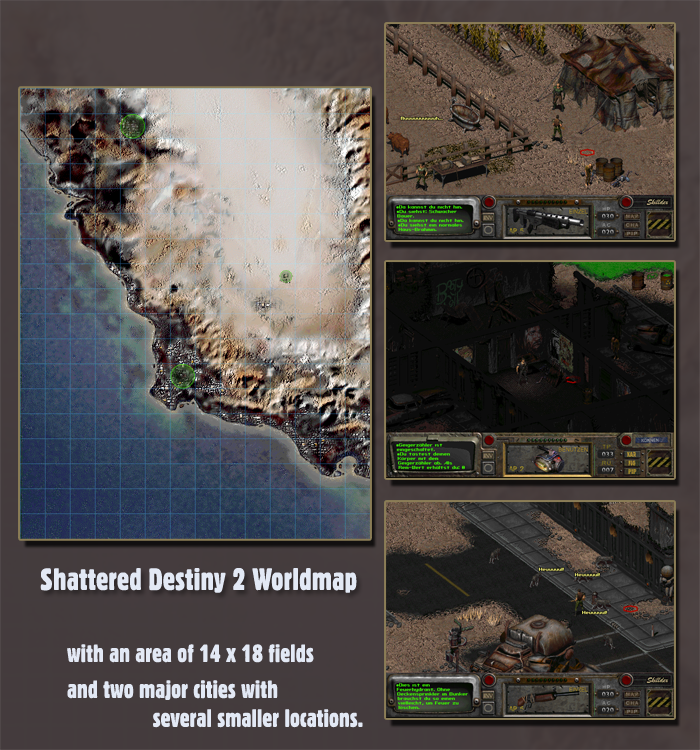 Category:Fallout 2 mods - In Development | Vault-Tec Labs
