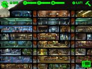 FalloutShelter suuri holvi