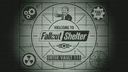 FalloutShelter päävalikko
