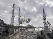 Fallout New Vegas Black Mountain Satelite