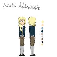 Asahi Natsuhashi