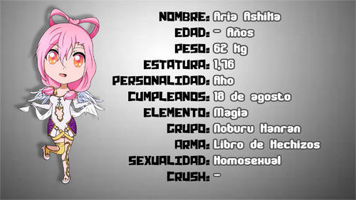 Ficha Aria