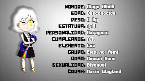Ficha Mayu