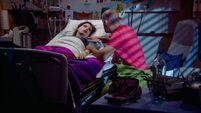 Mieke Van den Bossche in coma