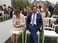 Familie backstage huwelijk-M&V 007