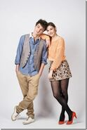 Arno en Stephanie 1